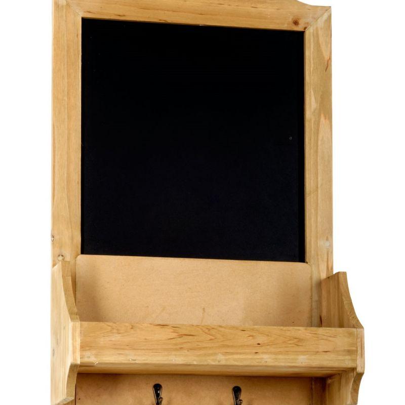 Chalk Board with Shelf