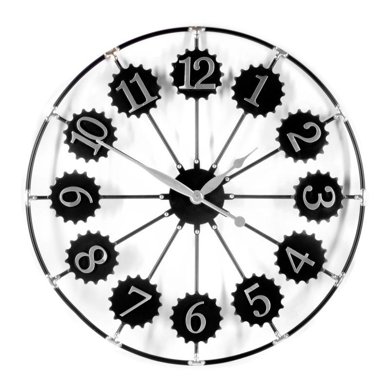 Metal Wall Clock 70cm Diameter