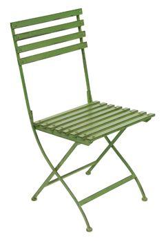 """Wimbledon"" Folding Chairs (Green)"