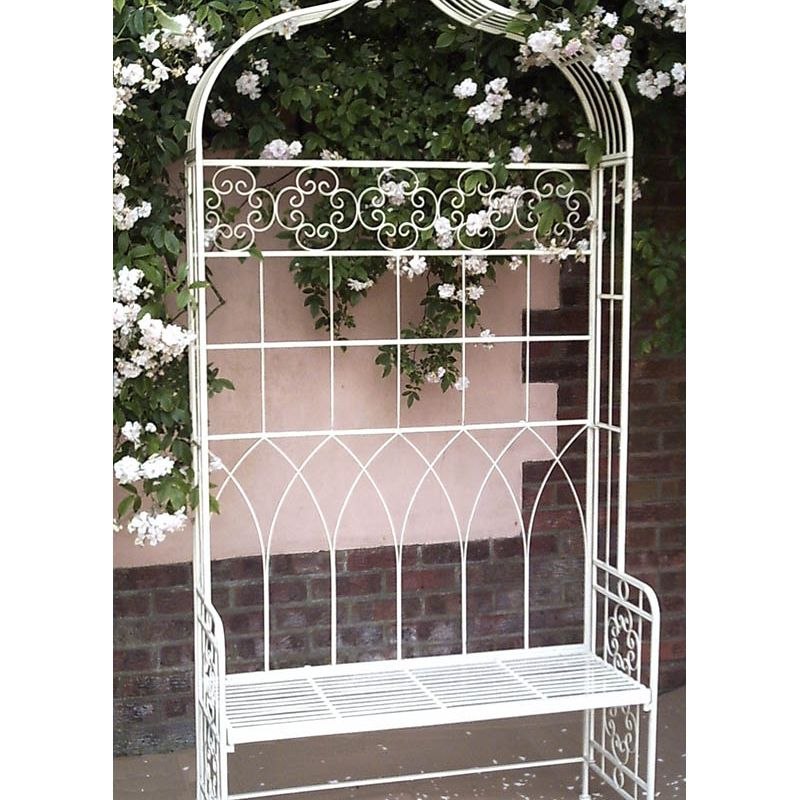 Arch With Seat (Ivory)