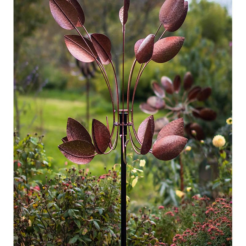"""""""Copper Beech"""" Wind Sculpture"""