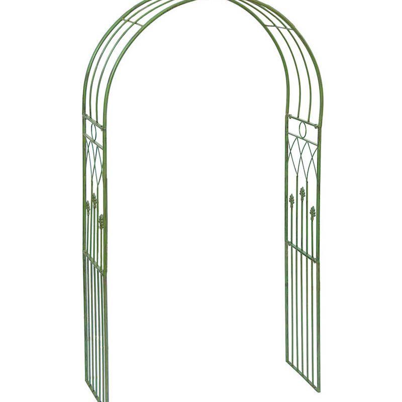 """""""Wimbledon"""" Rose Arch (Green)"""