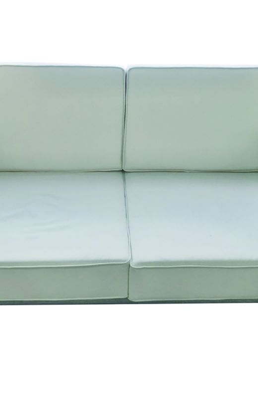 Modern Block Design 2 Seater Sofa