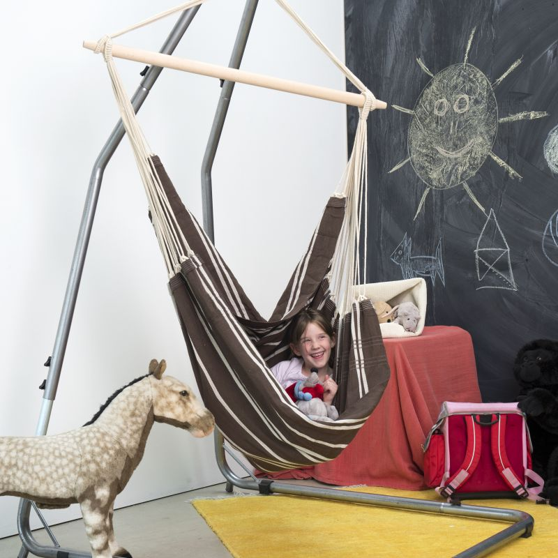 Luna Rockstone Hanging Chair Stand