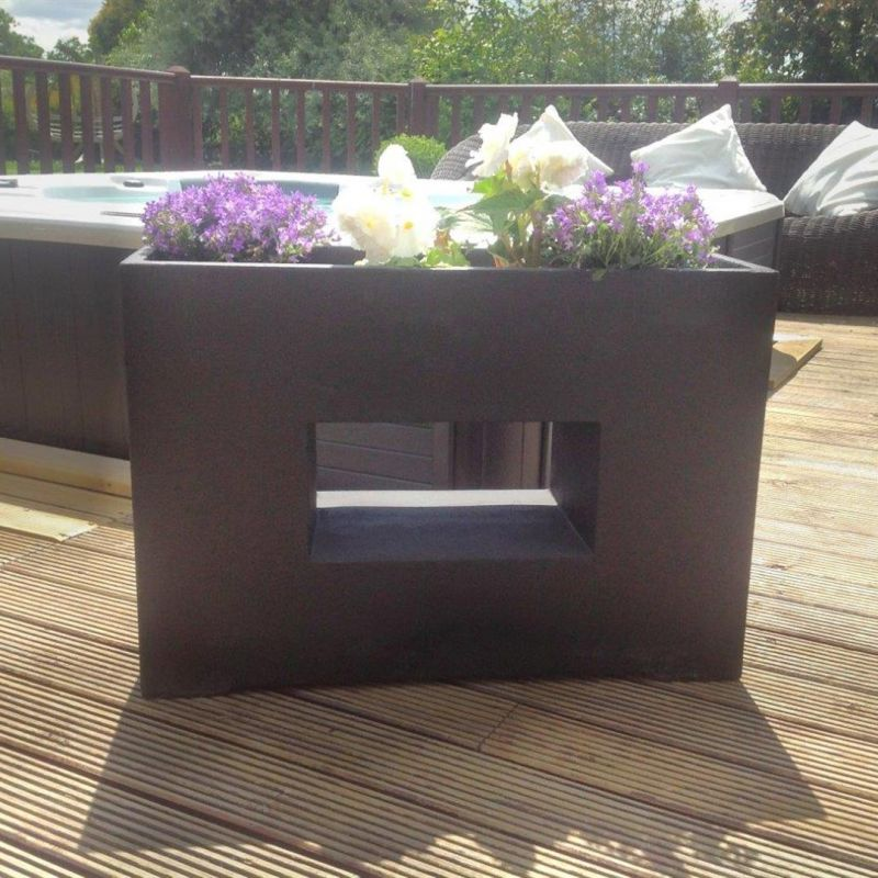 The Marston Modern Rectangle Planter