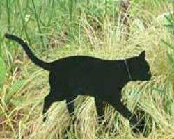 Cat Ornament (Walking Cat)