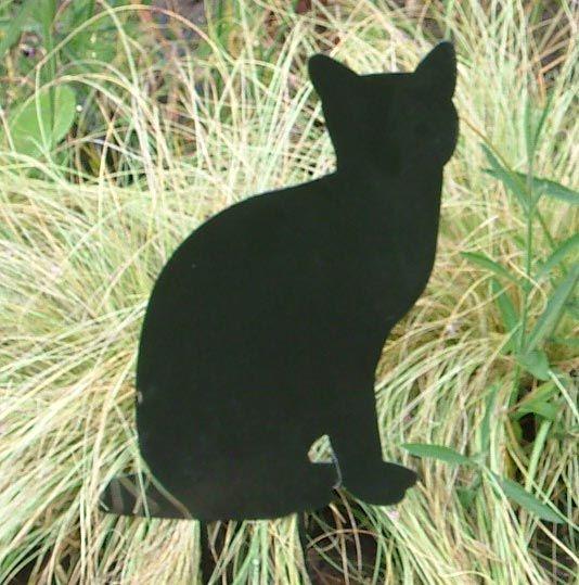 Cat Ornament (Black Cat)