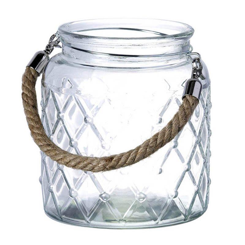 Lantern W/Rope
