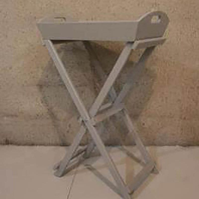 Tuscany Grey Tray Table