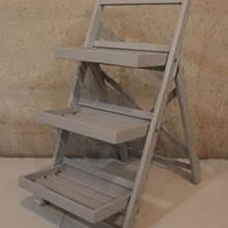 Tuscany Grey Plant Stand