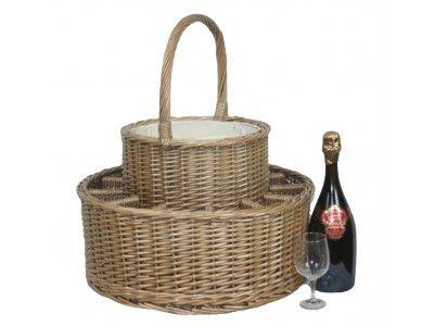Chilled Garden Party Basket