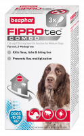 FIPROtec® COMBO Spot On for Medium Dogs