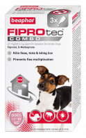 Beaphar FIPROtec® COMBO for Small Dogs