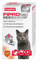Beaphar FIPROtec® COMBO for Cats