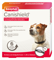 Canishield® für kleine und mittelgroße Hunde