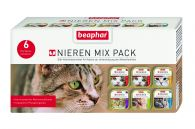 Nieren Diet Mixed Pack - kompletna karma o 5 wyśmienitych smakach dla kotów z niewydolnością nerek