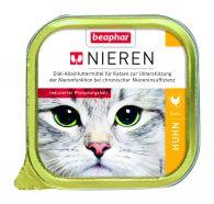 Nieren z kurczakiem - karma dla kotów z niewydolnością nerek z piersią kurczaka