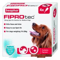 FIPROtec® Spot-On for Medium Dogs