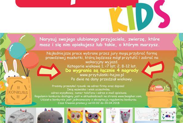 Konkurs dla dzieci z Beaphar Kids
