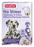 No Stress Diffuseur & Recharge chien