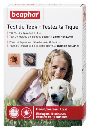 Test the Tick - Belgian