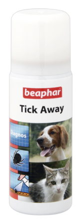 Tick Away spray - Dutch/French