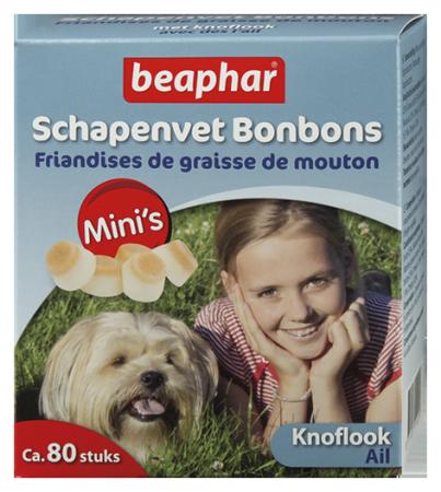 Mutton Mini Treat Garlic - Dutch/French