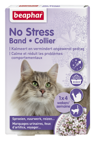 Calming Collar for Cats - Dutch/French