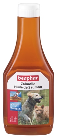Salmon Oil - Dutch/French