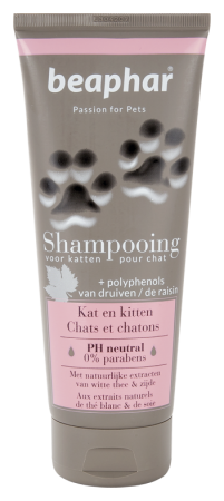 Premium Shampoo Kitten & Cat - Dutch/French