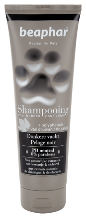 Premium Shampoo Black Coat - 250ml - Dutch/French