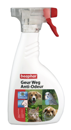 Odor Eliminator - 400ml - Dutch/French
