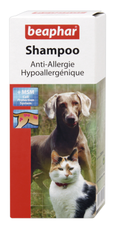 Shampoo Anti-Allergic - Dutch/French