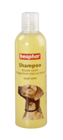 Shampoo Brown Coat Aloë Vera - Dutch/French