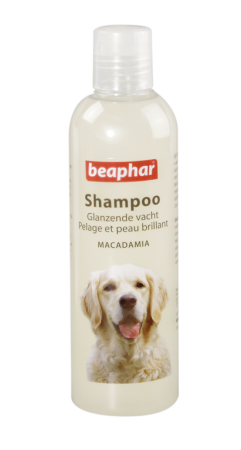 Shampoo Macadamia Oil for Dogs - Dutch/French