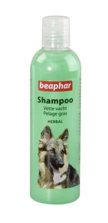 Shampoo Herbal: Greasy Coat - Dutch/French