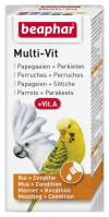 Multi-Vit papegaaien + parkieten 20ml