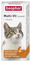Multi-Vit kat met taurine 20ml