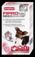 FIPROtec COMBO hond 2-10kg 3 pipetten