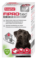 FIPROtec COMBO hond 20-40kg 3 pipetten