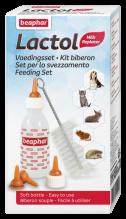 Beaphar Set (zuigflesje + speentjes)