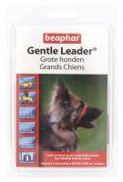 Gentle Leader rood grote hond