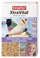 XtraVital Tropical Bird Feed - 5kg