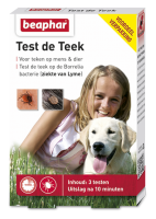 Test the Tick - 3 Tests