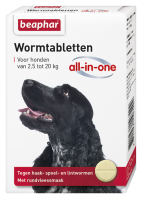 All-In-One Wormer Small & Medium Dog