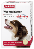 All-In-One Wormer Large Dogs