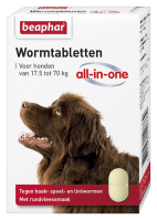 All-In-One Wormer Extra Large Dogs