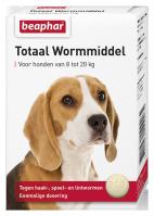Wormmiddel Totaal hond middelgroot 2st