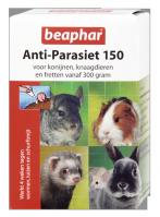 Anti-Parasiet 150 voor konijnen, knaagdieren en fretten vanaf 300 gram
