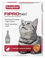Fiprotec Spot-On kat 3 pipetten